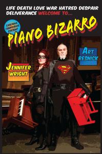 Piano Bizarro Poster