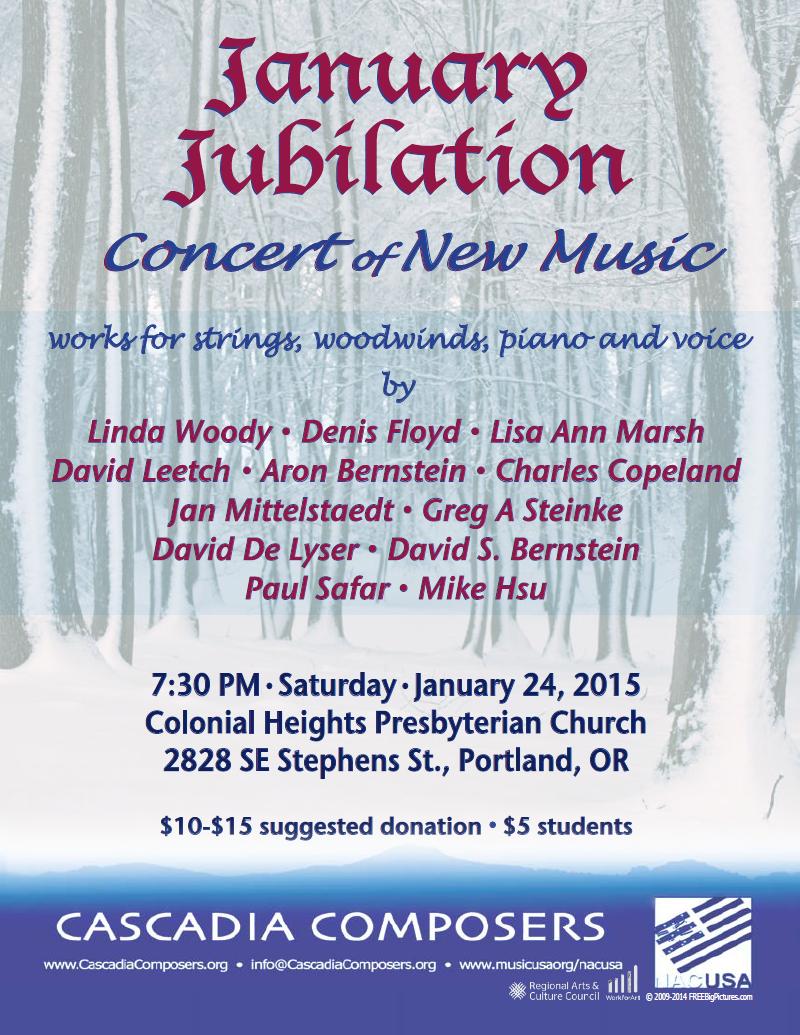 January Jubilation Poster