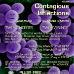 Contagious Inflections