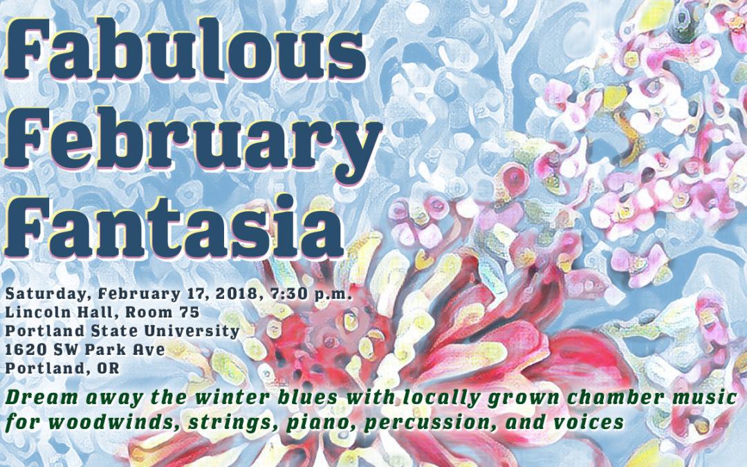 Fabulous February Fantasia