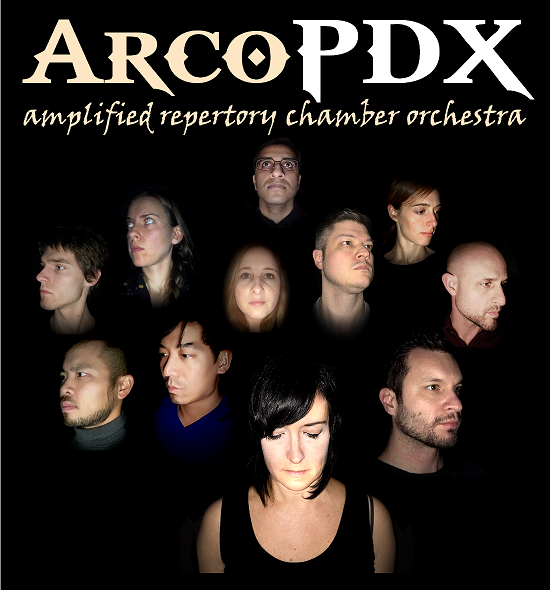 ArcoPDX 5th Anniversary Concert