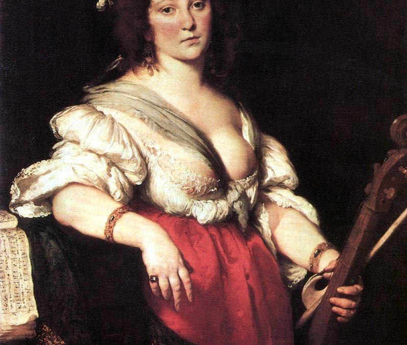 Barbara Strozzi, Cascadia composer Stacey Philipps, In Mulieribus