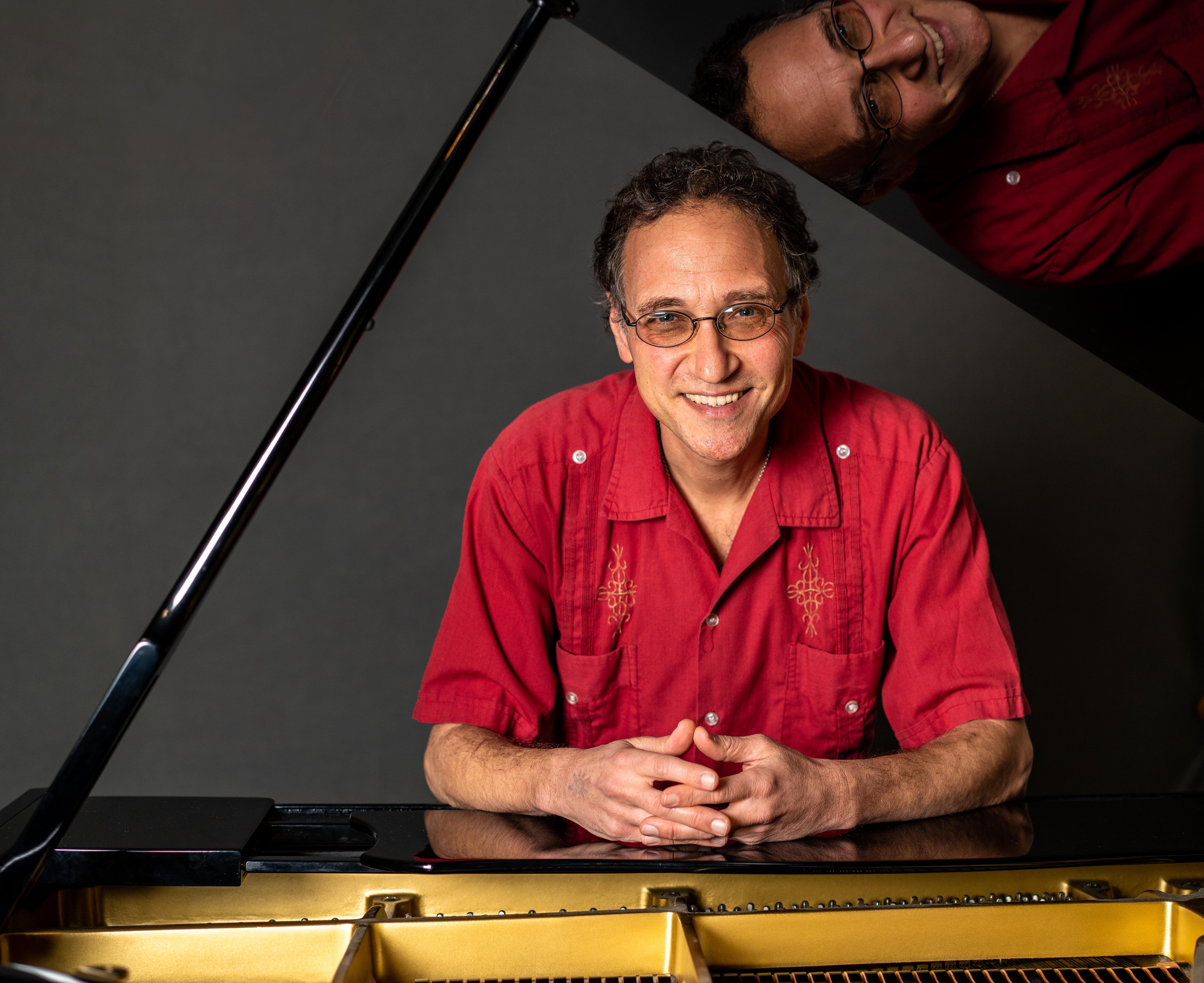 Paul Safar Remote Piano Recital Fundraiser for Cascadia Composers