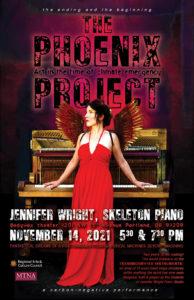 The Phoenix Project -- Jennifer Wright